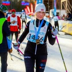 46. Tartu Maraton - Lea Ridamäe (1486)