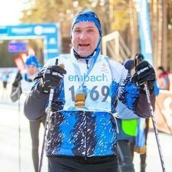 46. Tartu Maraton - Kaupo Püvi (1569)