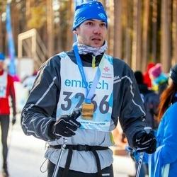 46. Tartu Maraton - Simmo Tõnisson (3266)