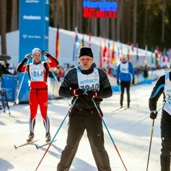 46. Tartu Maraton - Henri Voogla (1214), Kristo Song (3240)