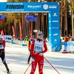 46. Tartu Maraton - Hedvig Talvik (2998)