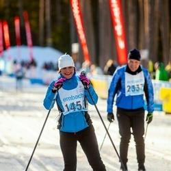 46. Tartu Maraton - Kristiina Rull (1456)