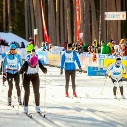 46. Tartu Maraton - Jaanus Männik (1511)