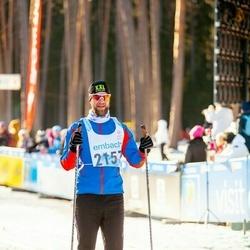 46. Tartu Maraton - Olof Friman (2157)