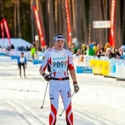 46. Tartu Maraton - Mehis Udam (9099)