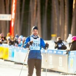 46. Tartu Maraton - Gunnar Mäemets (2918)
