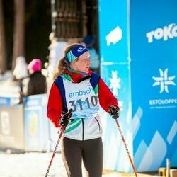 46. Tartu Maraton - Siiri Sirge (3110)