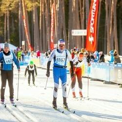 46. Tartu Maraton - Veiko Kivi (1478), Kuldar Pruus (2557)