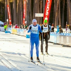 46. Tartu Maraton - Markus Arak (877), Reimo Moor (2228)