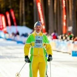 46. Tartu Maraton - Tanel Tepaskent (2001)
