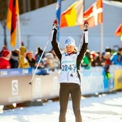 46. Tartu Maraton - Annika Vaiksaar (2243)