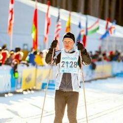46. Tartu Maraton - Sven Raidla (2128)