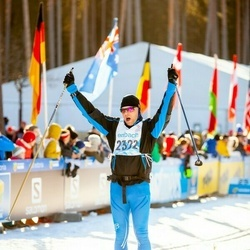46. Tartu Maraton - Sven Lehtmets (2322)