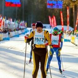 46. Tartu Maraton - Andris Blanks (1577), Luigi Carlo Corazza (2593)