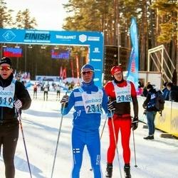 46. Tartu Maraton - Steve Kala (2318), Toomas Ellmann (2745)