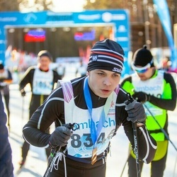 46. Tartu Maraton - Igor Kolesnikov (8346)