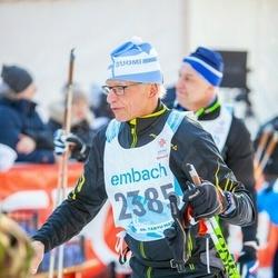 46. Tartu Maraton - Jouko Haaranen (2385)