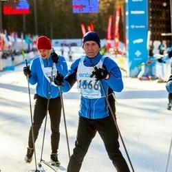 46. Tartu Maraton - Jaano Kaaver (1666)