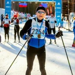 46. Tartu Maraton - Garri Krieger (2254)