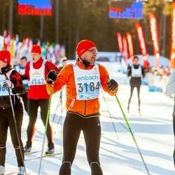 46. Tartu Maraton - Kaido Kaarli (3184)