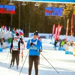 46. Tartu Maraton - Karl Kaljumäe (1522)