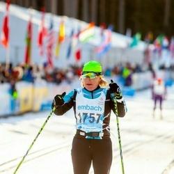 46. Tartu Maraton - Katja Myllys (1757)
