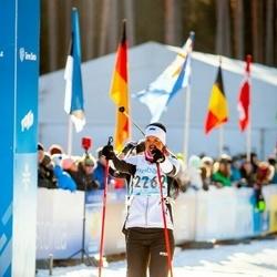 46. Tartu Maraton - Maris Tamm (2262)