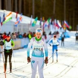 46. Tartu Maraton - Liisa Marie Printsmann (8758)