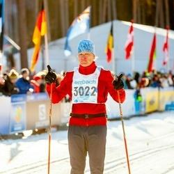 46. Tartu Maraton - Jaan Võsu (3022)