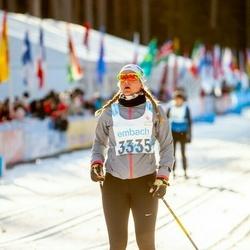 46. Tartu Maraton - Greete Poderat (3335)