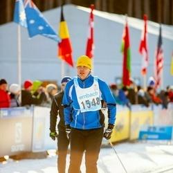 46. Tartu Maraton - Dan Hüvonen (1548)