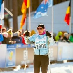 46. Tartu Maraton - Kinne Tõnnison (2803)