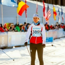 46. Tartu Maraton - Kaili Sarapuu (3090)