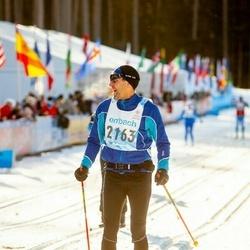 46. Tartu Maraton - Uwe Maier (2163)