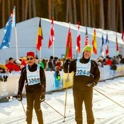 46. Tartu Maraton - Kaido Kreintaal (2244),   (3309)