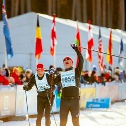 46. Tartu Maraton - Arvi Mägin (1650), Jochen Hensel (2315)