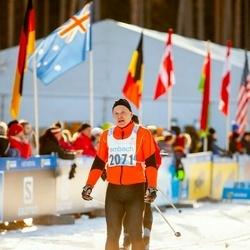 46. Tartu Maraton - Hardo Mõek (2071)