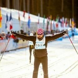 46. Tartu Maraton - Peep Kaunissaare (3278)