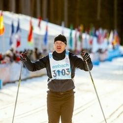46. Tartu Maraton - Ivo Rümmel (3103)