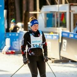 46. Tartu Maraton - Mathilde Manuela Nigul (3147)