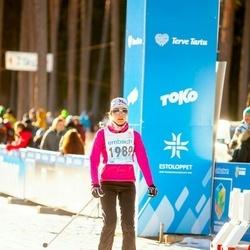 46. Tartu Maraton - Annika Elmet (1989)