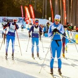 46. Tartu Maraton - Hugo Gregor Kikerpill (8316), Henri Sarap (8895)