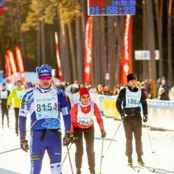 46. Tartu Maraton - Henrik Vospert (1284), Igor Fedorov (8154)