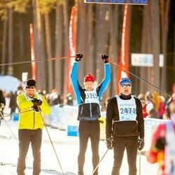 46. Tartu Maraton - Urmas Ilumäe (2474), Kalle-Kaspar Sepper (3205)