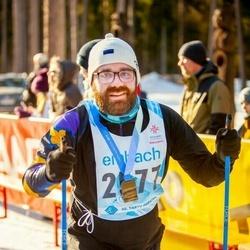 46. Tartu Maraton - Siim Sildmäe (2577)