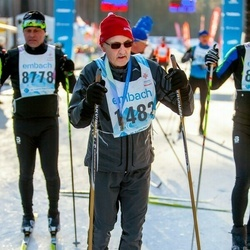 46. Tartu Maraton - Toomas Kask (1482)