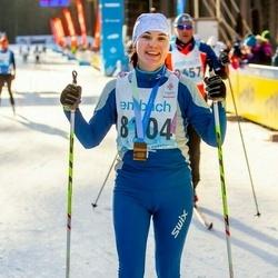 46. Tartu Maraton - Anna Bessinger (8104)
