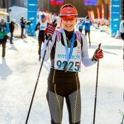 46. Tartu Maraton - Mirja Lind (9225)