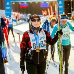 46. Tartu Maraton - Pille Naggel (8632)