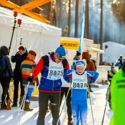 46. Tartu Maraton - Juhan Leenurm (8474), Tambet Leenurm (8475)